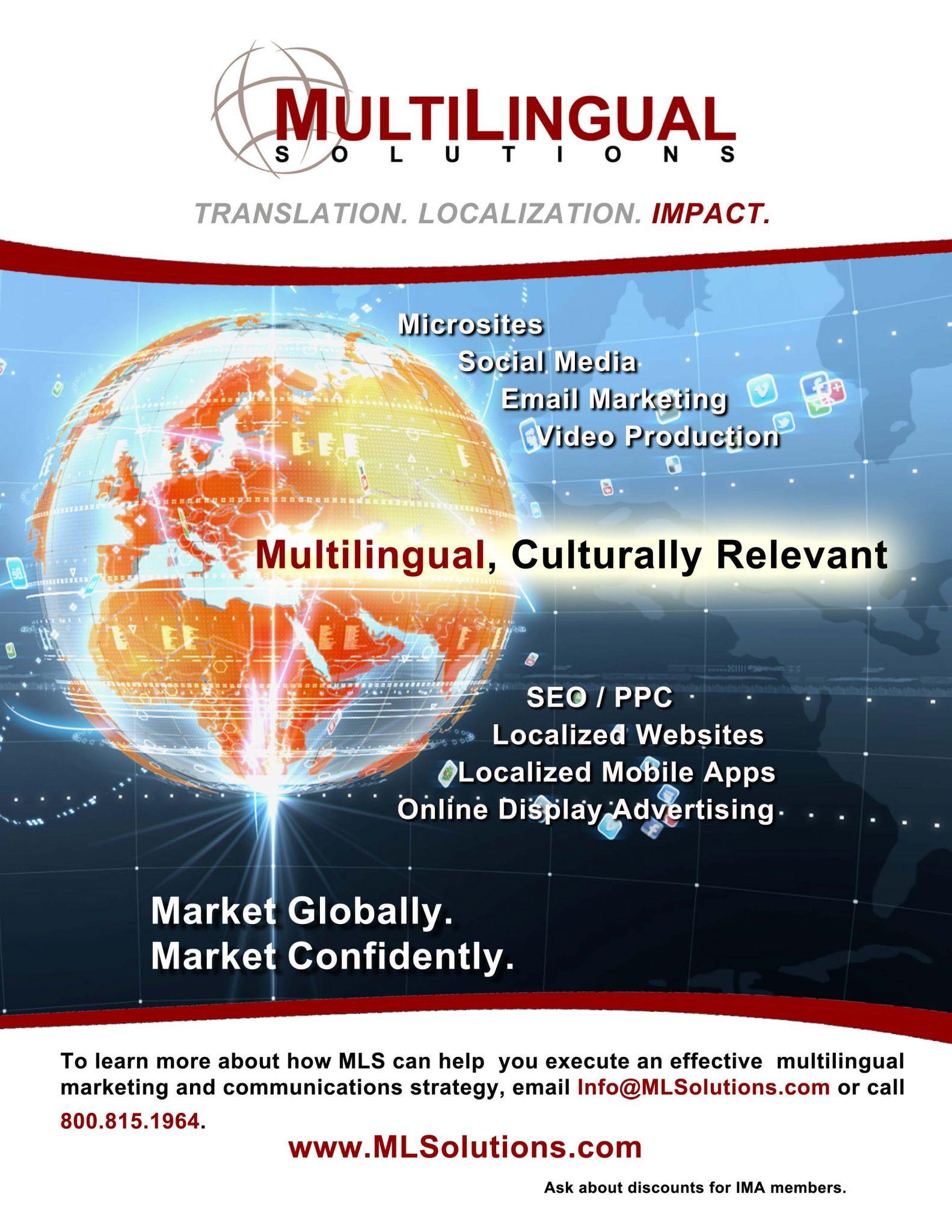 MultiLingual Solution PDF - Graphic Design