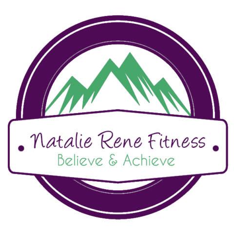 Natalie Rene Fitness Logo - Graphic Design