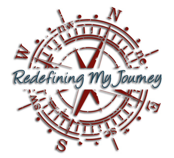 Redefining My Journey Logo - Graphic Design