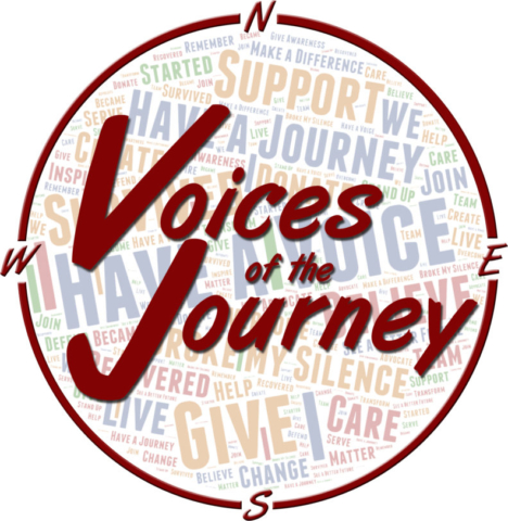Voices of the Journey Logo - Graphic Design