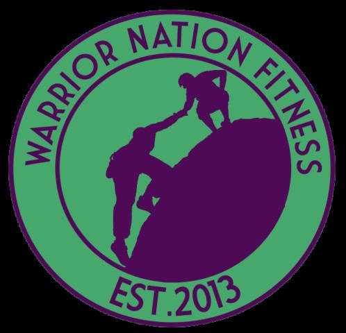 Warrior Nation Fitness Logo - Graphic Design