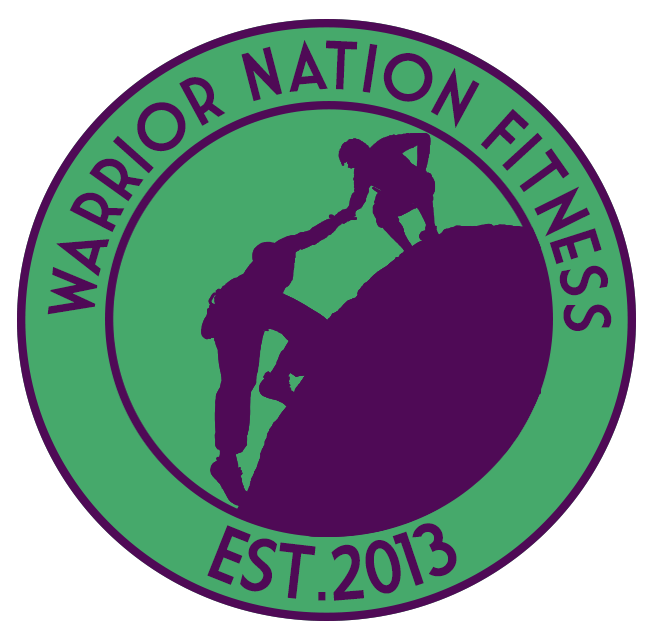 Warrior Nation Fitness Logo - Graphic Design